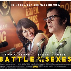 Win ace 'Battle of the Sexes' merchandise! **COMPETITION CLOSED**