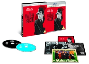 Warner Bros release special Blu-rays for Bogart's The Maltese Falcon and The Big Sleep