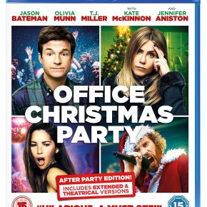 "Office Christmas Party Blu-ray review: ""Ridiculous, raucous and ready to party"""