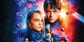 Valerian and the City of a Thousand Planets Blu-rayReview