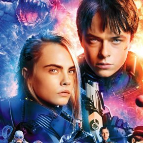 Valerian and the City of a Thousand Planets Blu-ray Review