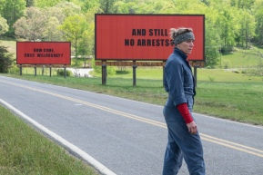 Three Billboards Outside Ebbing, Missouri review: 'Laugh-out-loud funny, superbly entertaining'