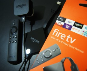 Tech Review: Amazon Fire TV with 4K UHD and Alexa VoiceRemote