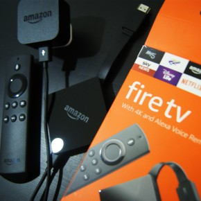 Tech Review: Amazon Fire TV with 4K UHD and Alexa Voice Remote