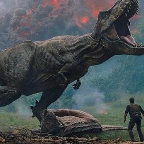 First thoughts on the intense, explosive Jurassic World: Fallen Kingdom trailer!