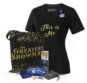 Giveaway: Win official 'The Greatest Showman' merchandise! **COMPETITION CLOSED**