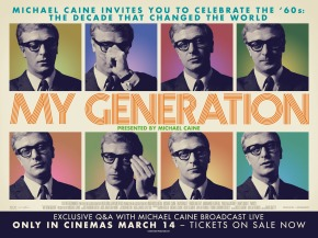 Great trailer for Sir Michael Caine's must-watch new doc 'My Generation'