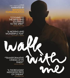 Win a copy of documentary 'Walk With Me' on DVD! **COMPETITION CLOSED**