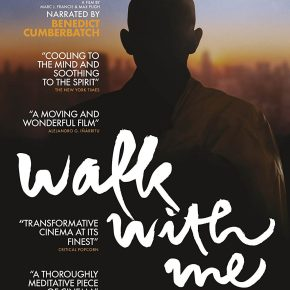 Win a copy of documentary 'Walk With Me' on DVD! **COMPETITIONCLOSED**