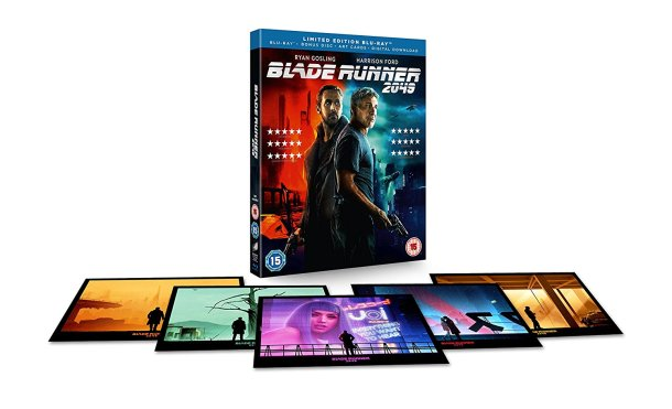 All The Info Blade Runner 2049 Arrives On 4k Uhd Ltd Edition Blu Ray And Dvd On 5 February Critical Popcorn