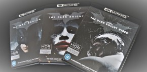 """The Dark Knight Trilogy: 4K UHD Blu-ray review: """"One of the finest trilogies of our generation"""""""