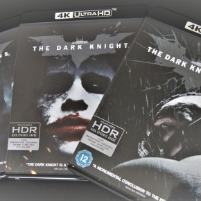"The Dark Knight Trilogy: 4K UHD Blu-ray review: ""One of the finest trilogies of our generation"""