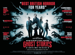 Full trailer for Andy Nyman and Jeremy Dyson's 'Ghost Stories' starring MartinFreeman