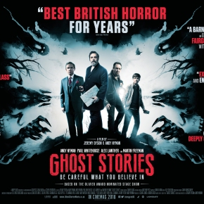Full trailer for Andy Nyman and Jeremy Dyson's 'Ghost Stories' starring Martin Freeman