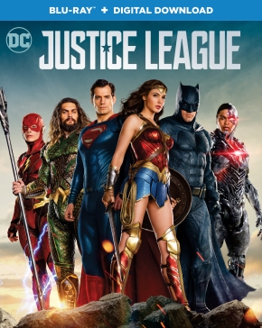 Unite the League! All the info for the 'Justice League' 4K UHD, Blu-ray/DVD release on 26March