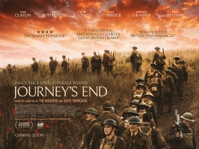 Journey's End review: 'The performance of Claflin's career, an outstanding achievement'