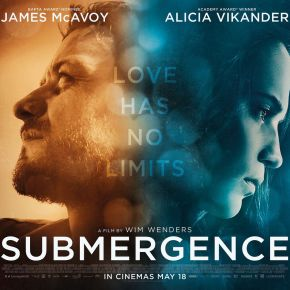 Watch: James McAvoy and Alicia Vikander star in beautiful trailer forSubmergence