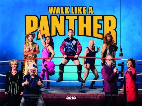 The next big Brit hit? Fantastic trailer for 'Walk Like A Panther' starring Stephen Graham and Dave Johns