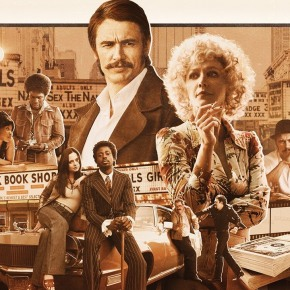 Win 'The Deuce' starring Maggie Gyllenhaal and James Franco on DVD! **COMPETITIONCLOSED**