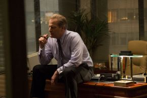 Strong trailer for Dan Futterman's 'The Looming Tower' with Jeff Daniels and Alec Baldwin – Coming 1 March to Prime Video