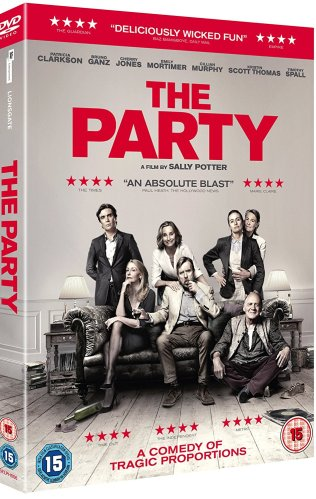 The Party DVD