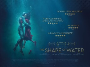 Win wonderful 'The Shape of Water' prizes!