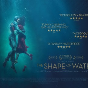 Win wonderful 'The Shape of Water' prizes! **COMPETITION CLOSED**