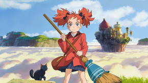 Mary and the Witch's Flower review: Dir. Hiromasa Yonebayashi