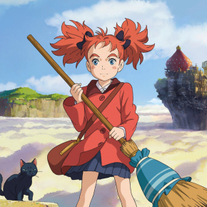 Mary and the Witch's Flower review: Dir. Hiromasa Yonebayashi(2018)