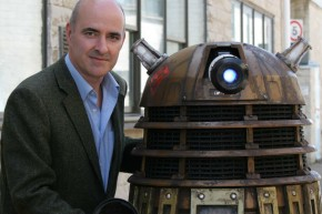 Monsters and Myth Makers: An Exclusive Interview with Doctor Who's Nicholas Briggs