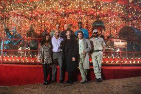 First look as second series of American Gods beginsfilming