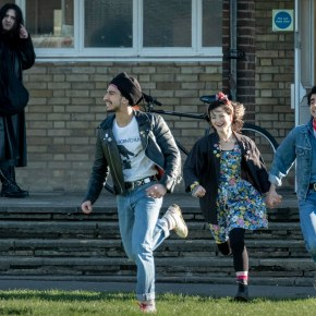 First look at Gurinder Chadha's 'Blinded by the Light' as filmingbegins