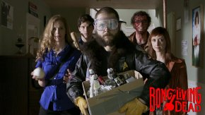 """Bong of the Living Dead review: """"Satirical stoner slapstick"""" [IndieReview]"""