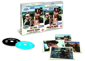Win 'My Own Private Idaho' starring River Phoenix and Keanu Reeves on Blu-ray!