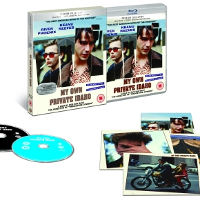 Win 'My Own Private Idaho' starring River Phoenix and Keanu Reeves on Blu-ray! **COMPETITION CLOSED**