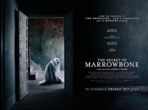 George Mackay, Anya Taylor-Joy and Charlie Heaton in first trailer for 'The Secret of Marrowbone'