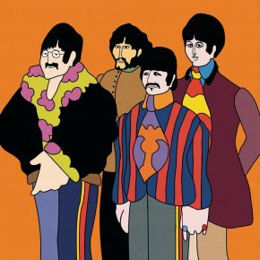 New trailer for 50th anniversary big screen revival of The Beatles 'Yellow Submarine'