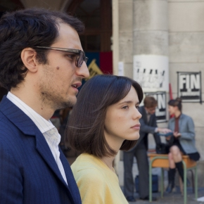 Le Redoutable review: Dir. Michel Hazanavicius(2018)