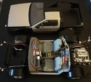 Building my own Back to The Future DeLorean [Parts 60 – 71 Build Blog]