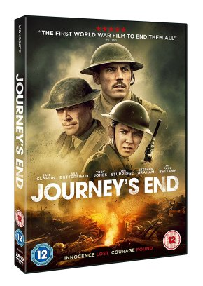 Win Saul Dibb's 'Journey's End' on Blu-ray! **COMPETITIONCLOSED**