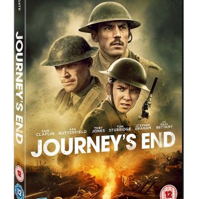 Win Saul Dibb's 'Journey's End' on Blu-ray! **COMPETITION CLOSED**