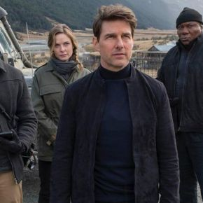 Watch the epic new trailer for Tom Cruise in 'Mission: Impossible – Fallout'