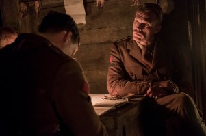 Paul Bettany in Journey's End (Lionsgate UK)