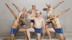 "Swimming With Men DVD Review: ""Entertaining and tender Brit comedy"""