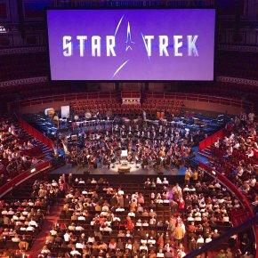 Star Trek in Concert review: Dir. J.J. Abrams (2009) [Live at the Royal AlbertHall]