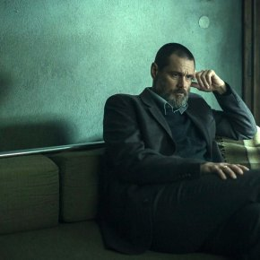 "Dark Crimes DVD review: ""A despondently dull Euro Noir"""