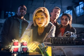 Brand new Doctor Who stills revealed for Series 11!