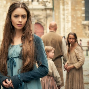 First look at BBC One's 6-part 'Les Misérables' starring Dominic West, David Oyelowo and LilyCollins