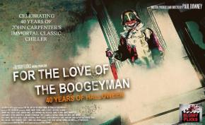 For the Love of the Boogeyman: 40 Years of Halloween review: Dir. Paul Downey [IndieReview]