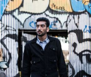 First still of Nabhaan Rizwan in BBC One's new six-part contemporary thriller 'Informer'